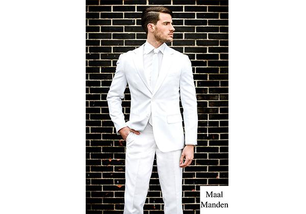 205f6342a19c White night jakkesæt - sætpris 850 kr (jakke